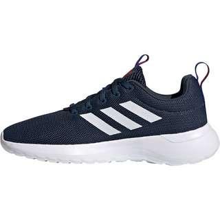 adidas LITE RACER CLN Sneaker Kinder crew navy/ftwr white/vivid red