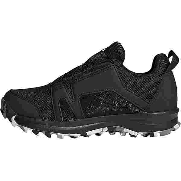 adidas TERREX  AGRAVIC BOA Multifunktionsschuhe Kinder core black/ftwr white/grey three