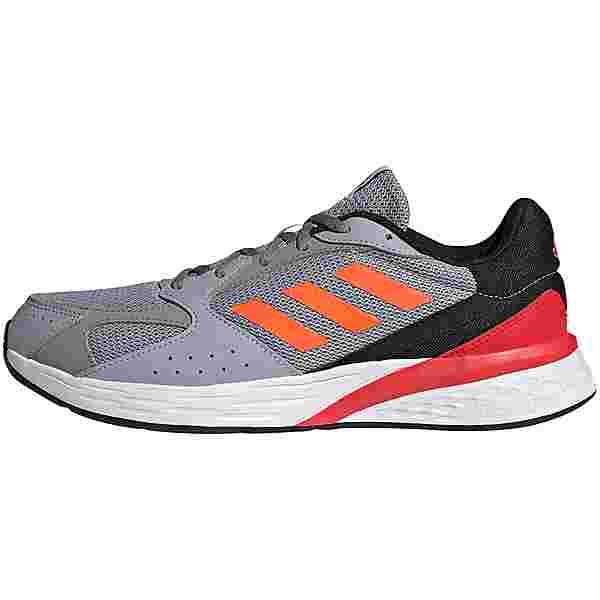 adidas Response Run Laufschuhe Herren halo silver-solar red-grey three