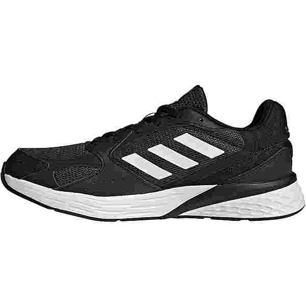 adidas Response Run Laufschuhe Herren core black-ftwr white-grey six