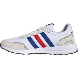 adidas Retrorunner Sneaker Herren ftwr white-team royal blue-vivid red