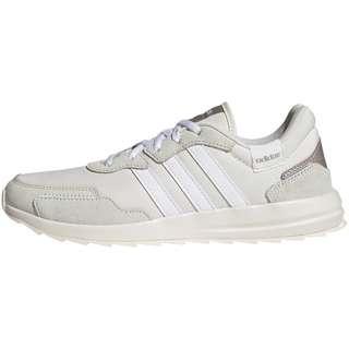 adidas Retrorun Sneaker Damen chalk white-ftwr white-orbit grey