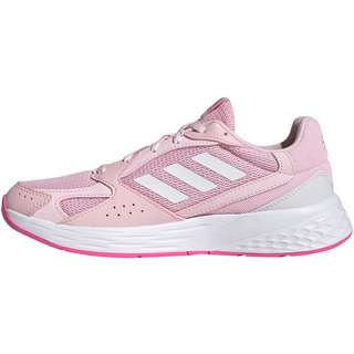 adidas Response Run Laufschuhe Damen clear pink-ftwr white-screaming pink