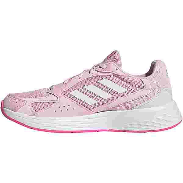 adidas Response Run Laufschuhe Damen clear pink-ftwr white-screaming pink