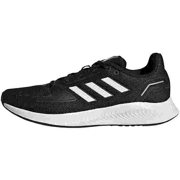 adidas Runfalcon 2.0 Laufschuhe Damen core black-ftwr white-grey six