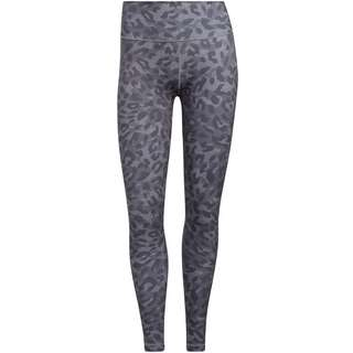 adidas DESIGNED4TRAINING AEROREADY Tights Damen grey three-print