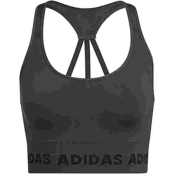 adidas AEROKNIT DESIGNED4TRAINING BH Damen dgh solid grey
