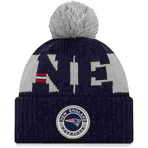 New Era New England Patriots Bommelmütze official team colour