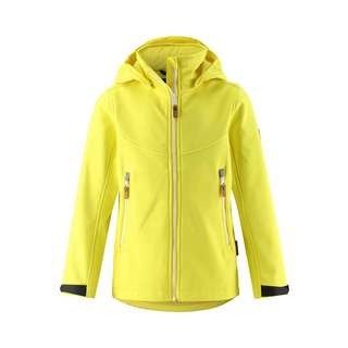 reima Vandra Softshelljacke Kinder Lemon yellow