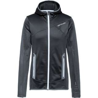 ORTOVOX Fleecejacke Herren black steel
