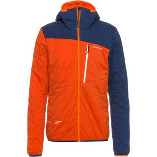 ORTOVOX SWISSWOOL ZEBRU Outdoorjacke Herren desert orange