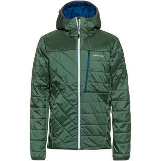 ORTOVOX Merino SWISSWOOL PIZ BIANCO Outdoorjacke Herren green forest