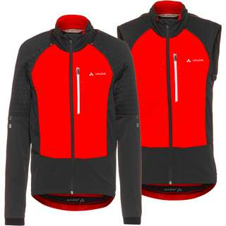 VAUDE Men's Pro Insulation ZO Jacket Fahrradjacke Herren mars red