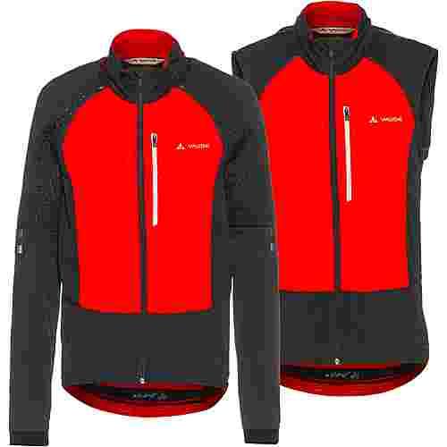 VAUDE Men's Pro Insulation ZO Jacket Fahrradjacke Herren mars red