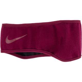 Nike Stirnband Damen dark beetroot-black