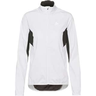 Odlo Funktionsjacke Damen white black