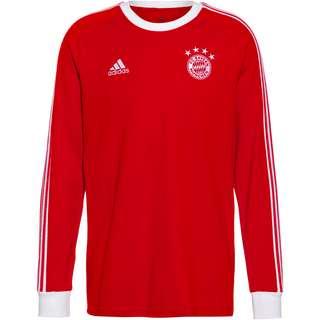 adidas FC Bayern Langarmshirt Herren fcb true red