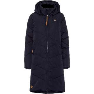 Ragwear Rebelka Steppmantel Damen navy