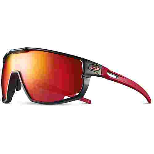 Julbo RUSH Sportbrille schwarz-rot