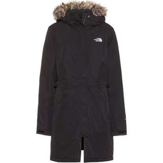 The North Face ZANECK Parka Damen tnf black