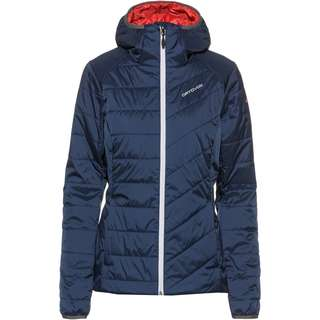 ORTOVOX Merino SWISSWOOL PIZ BERNINA Outdoorjacke Damen dark navy