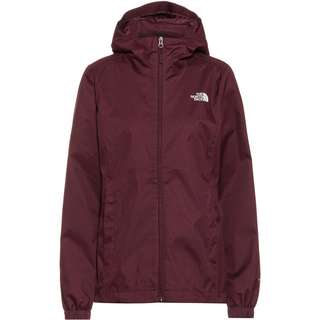 The North Face Quest Regenjacke Damen root brown