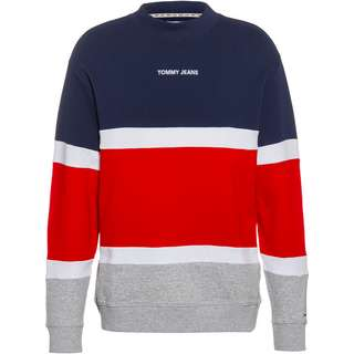 Tommy Hilfiger Sweatshirt Herren twilight navy- multi