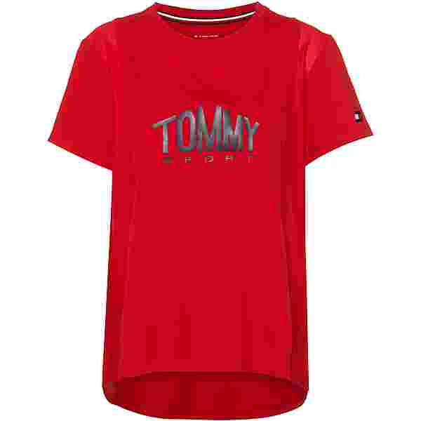 Tommy Hilfiger T-Shirt Damen primary red