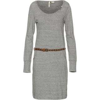 Ragwear Montana Organic Jerseykleid Damen grey