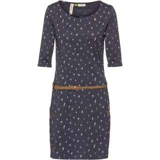 Ragwear Tanya Organic Jerseykleid Damen navy