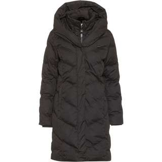 Ragwear Natalka Steppmantel Damen black