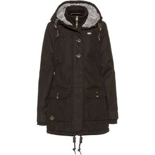 Ragwear Jane Parka Damen black