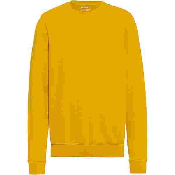 Ecoalf SAN DIEGO Sweatshirt Herren mustard