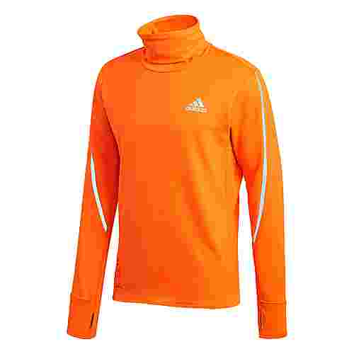adidas COLD.RDY Oberteil Funktionssweatshirt Herren Orange