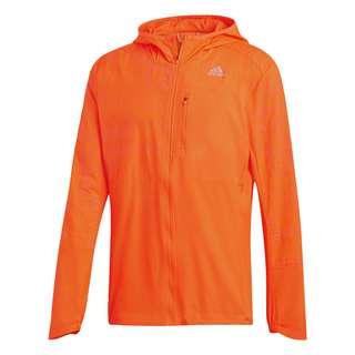 adidas Own the Run Reflective Jacke Regenjacke Herren App Signal Orange / Reflective Silver