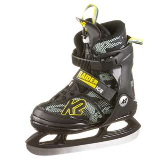 K2 Raider Schlittschuhe Kinder black-yellow