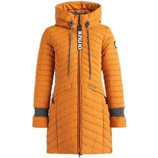 Khujo TOOTS2 Steppmantel Damen orange