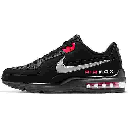 Nike Air Max LTD 3 Sneaker Herren black-light smoke grey-university red
