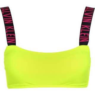 Calvin Klein Bandeau W BH Damen neon/gelb