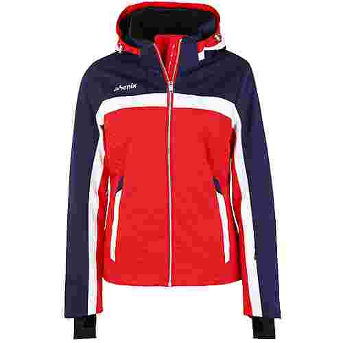 Phenix Willow Skijacke Damen red