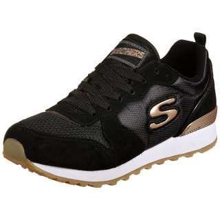 Skechers OG 85 Gold'n Gurl Sneaker Damen schwarz / gold