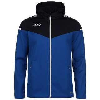 JAKO Champ 2.0 Trainingsjacke Herren hellblau / dunkelblau