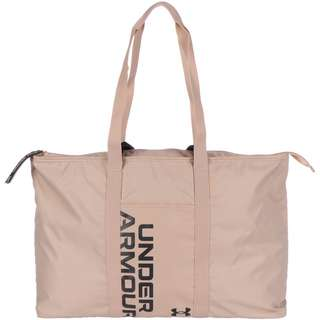 Under Armour Favorite Metallic Tote Sporttasche Damen altrosa / schwarz