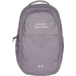 Under Armour Rucksack Hustle Signature Daypack Damen violett