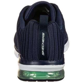 Skechers Skech-Air Infinity Overtime Sneaker Damen dunkelblau / weiß