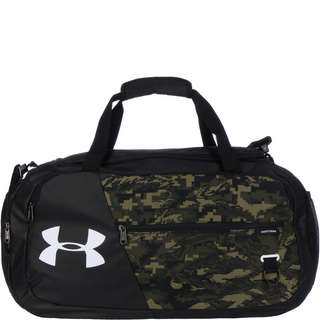 Under Armour Undeniable Duffel 4.0 Medium Sporttasche schwarz / grün