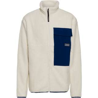 Quiksilver Shallow Water Fleecejacke Herren snow white