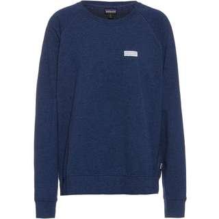 Patagonia Pastel P-6 Label Ahnya Sweatshirt Damen stone blue