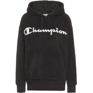 CHAMPION Fleecehoodie Damen black beauty