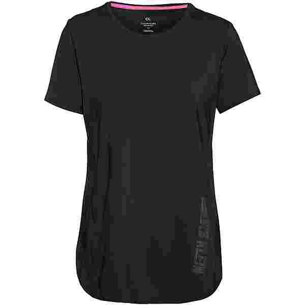 Calvin Klein DIGITAL MOTION Funktionsshirt Damen ck black